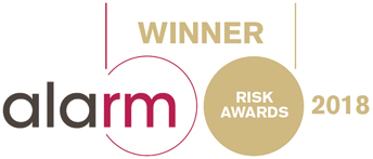 Alarm Risk Awards 2018 Winner Logo