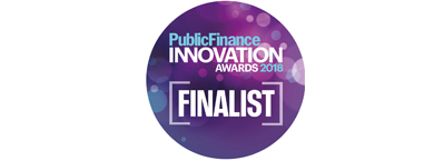 Public Finance Innovation Awards Logo