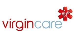 virgin care logo
