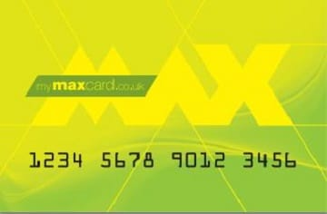picture of a max card