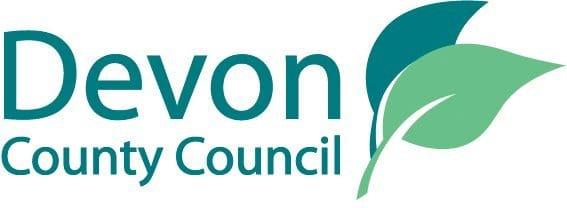 Devon County Council leaves logo