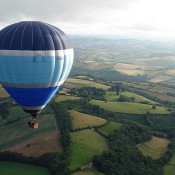 Hot Air Balloon Devon