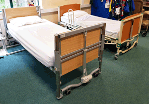 Profiling beds