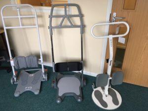 standing equipment