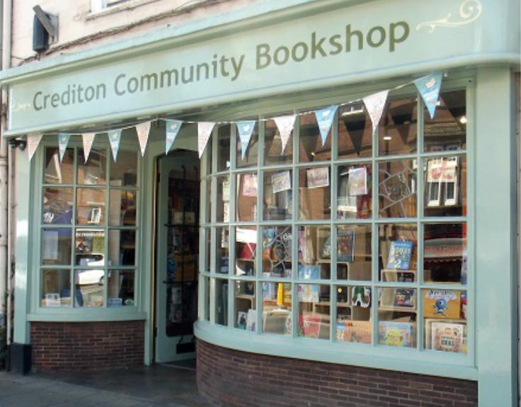 Crediton Community Bookshop